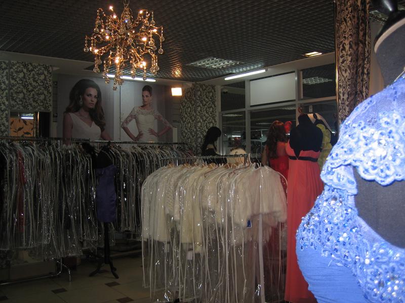 Платья в тк москва