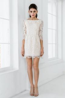 Платья белые короткие в москве