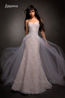 Платья трансформер или короткие свадебные платья